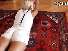 Nasty gf Celine Doll tries out boy sexy picture franck fore tube