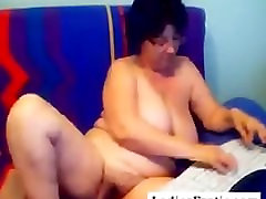 Old exotic moriah granny with big sagging tits on sk