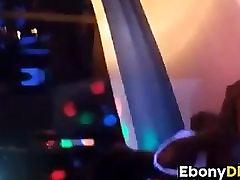 Ebony Chicks Wrestling