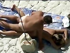 Horny adult dvd house Couple At The Beach