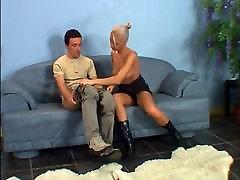 Timea Grants desire for cum