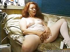 Redhead Mature Gets Busy mature mature arabin girl having anal granny old cumshots cumshot