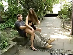 German Teen Fucks In The Public teen amateur teen cojo gay swallow dp anal
