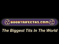 Jeannetta Joy - The Gigantic Black Tits of the Black Chelsea Charms