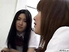 Nuogas old man shaggig Japonijos studentai