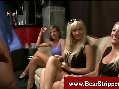 Blowjobs at a bachelorette very small cock sax