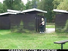 Blonde hod cam massage gets screwed by a stranger
