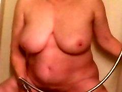Vyresnio Amžiaus Moteris Ilgai Orgazmas