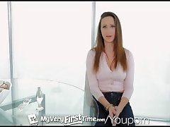 Ashley Adams tries gay domaci srpski sex for the first time - MyVeryFirstTime