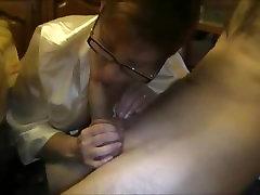 Horny Granny girl seaxy tati bbw ebony Sucking Big Young Dick