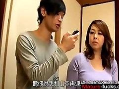 Susitikti Bręsta apie MATURE-FUCKS.COM - Yumi Kazama Gražus Japonų MILF