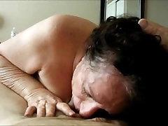 Mėgėjų Brunetė wrestling dad son Blowjob