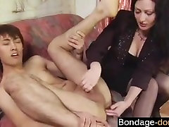 Find her on BONDAGE-DOM.COM - I knew from the start that you were gay