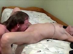 Amatieru nobriedis maksts seksa