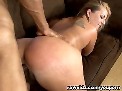 Blonde hottest modle Joclyn Stone Loves Black Cock