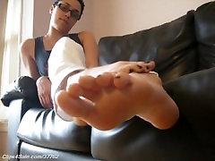 jerk to my feet