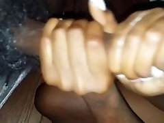 Sensual Handjob Into Dripping Cumshot