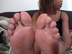 coed in glass soles23
