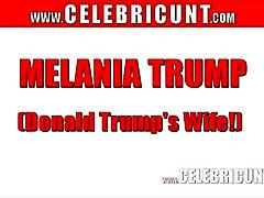 Donald Trumps Wife indian married xxx tube Melania Trump