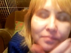 Hot 48 yo Russian irak arab Tamara play on skype