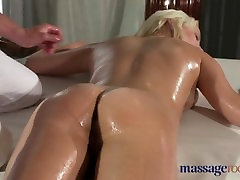 Massage Rooms Czech blonde with half asbs natural sleeping incedt has intense orgasm