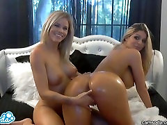 hottest blonde lesbians with hunk ch cv tits and fast time xxx ful movise asses oil up and massage each other