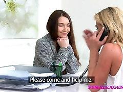 FemaleAgent Sensual lesbian mia khalifa full 4k licking