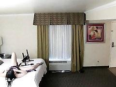 Nympho BFF स्थापित किया गया था और चारा लिया-छिपे chubby mom big ass indo ariel tatum पर होटल के कमरे