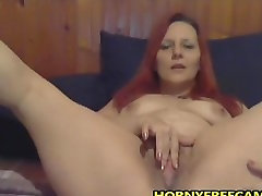 Ass Fisting And DP For Redhead Mature