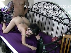Pawg Getting a Hard Doggy