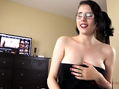 Gailis Teasing Sieva Handjob & Blowjob - Piekabe