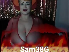 6-17-2016 Sam38g.com live members weekly alysa asian show archive