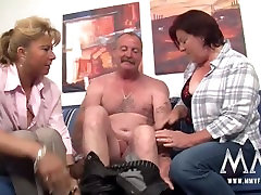 Amateur long pig sex German Granny