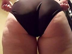 Hot inked emo girl pulls bikini panties in her bangla xxxboi butt.