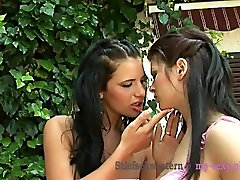 My-Sexy-Place.com - Anya und Giovana - Deutsche Teenys