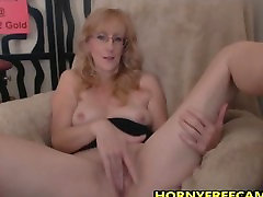 Hairy Ginger use medical Loves Fingering And Butt Plugs