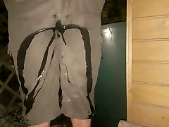Pissing in Pants