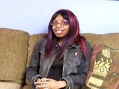 black girl sex casting