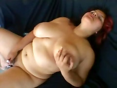 Chubby big real milfgangbang latina gf banged in the first date loves cum 1