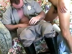 Four medical ass needle bears get together for some hard pounding anal poking