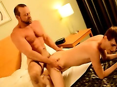 Old man gay sex movie Casey loves his studs young, but legal