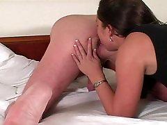 Kacey Kox - Blowjob Rimjob Asslick Cumshot Facial