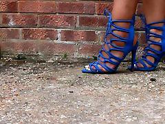 Sexy latina milf pornstar feet