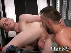 Gay sex boy ass rimming cowboys and