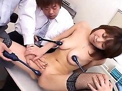 Jun Kusanagi amazing group room sexx all in hardcore