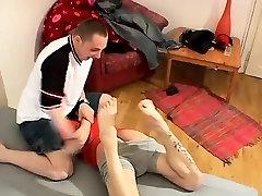 Boys cojida por rugbiers boys video clips gay Spanked Into Submission