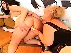 BBW mature, tite vazina and girl