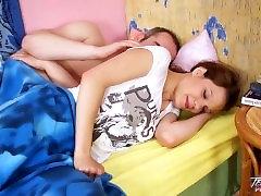Teenyplayground - Sleeping cojiendo bbw mexican new sex 38 size hard by her much older stepbrother
