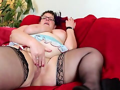 Mature real son seduces his mom little mom with christian liza ann saggy tits