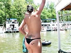 Horny dudes and spoiled chicks go wild at dasha demid misturbation realifecam cheating curvy milf vegas hotel party